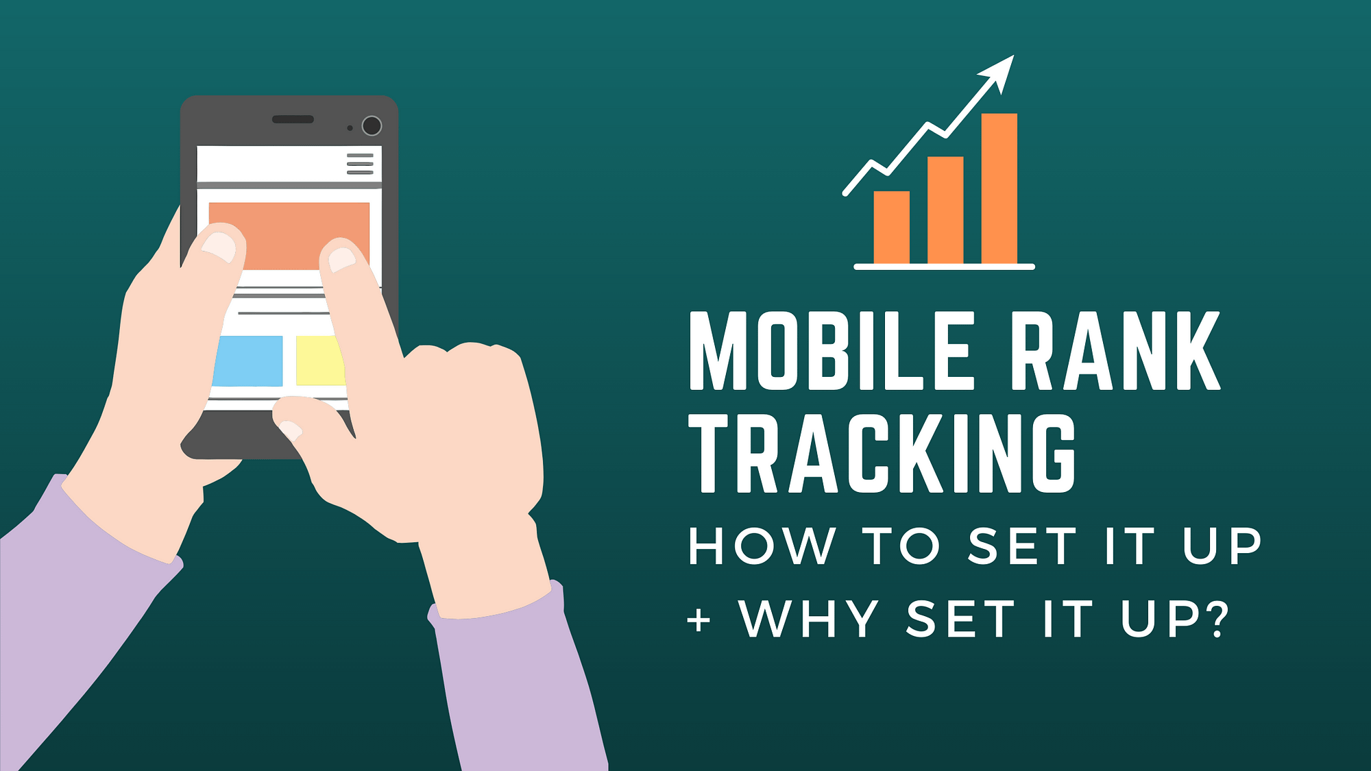 MOBILE RANK TRACKING