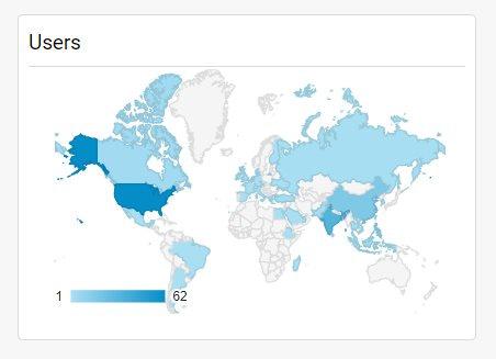 geomap google analytics